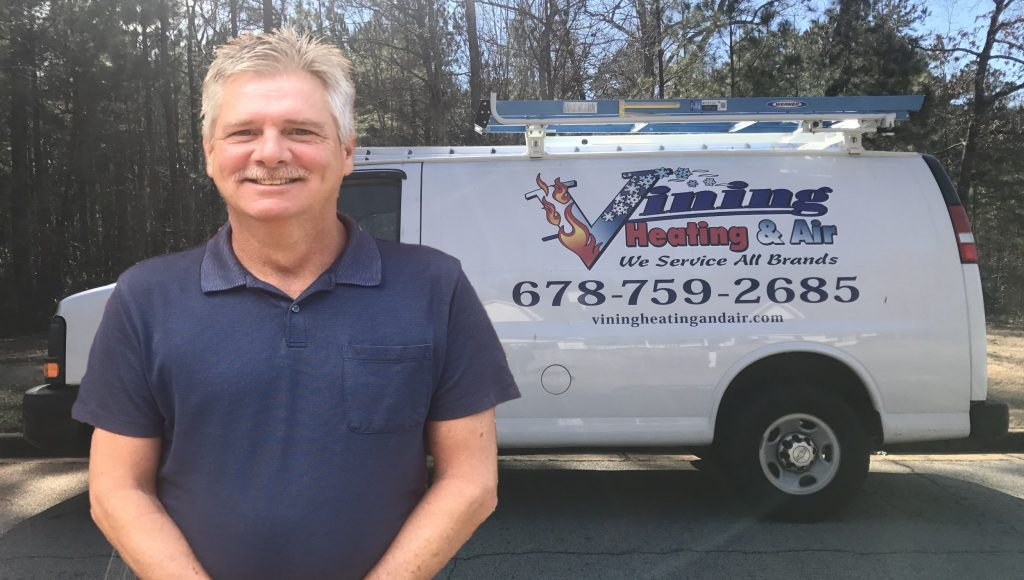 Mike Vining-Vining Heating and Air Jackson