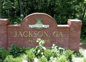 Jackson GA Butts County