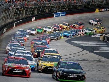 Hampton GA - Atlanta Motor Speedway