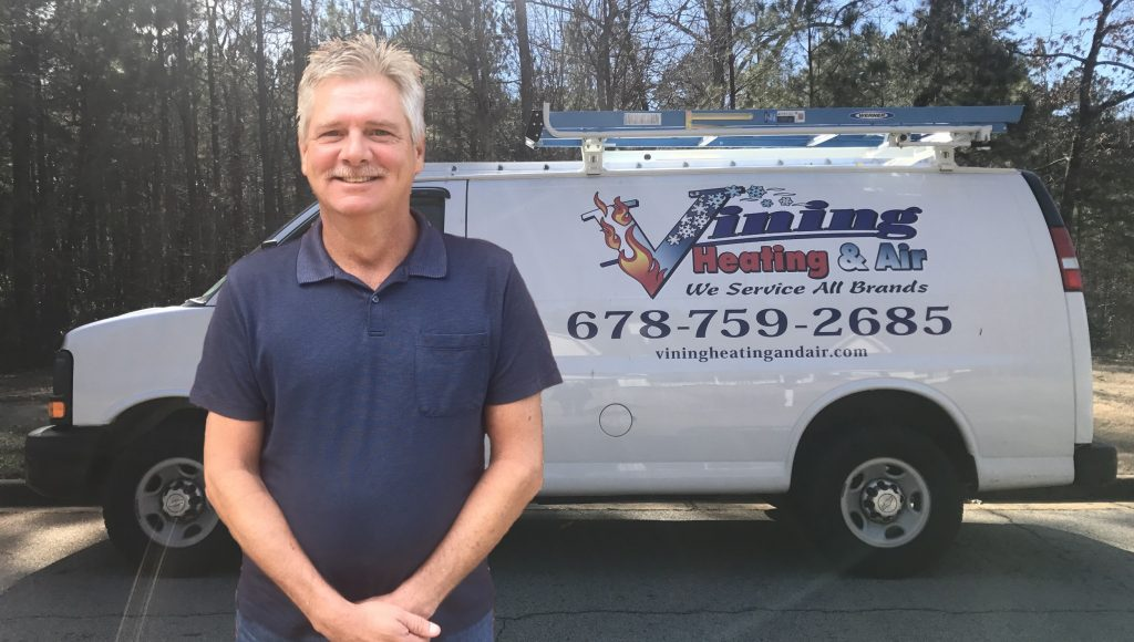 Vining Heating and Air Hampton GA